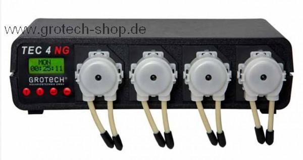 TEC 4 NG (4-Kanal) kalibrierbar