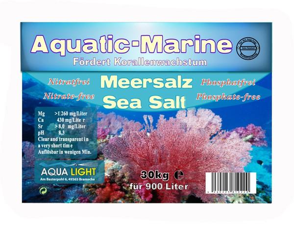 Aquatic Marine Meersalz 30kg