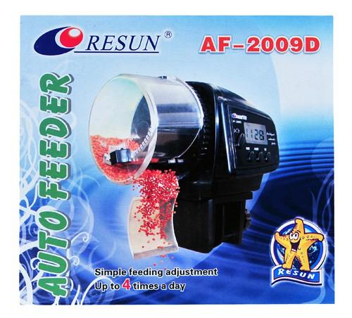 Futterautomat, AF-2009D - digital mit LCD-Anzeige